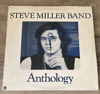 Steve Miller Band - Anthology Capitol SVBB-11114 - 2 × Vinyl LP Compilation 1975