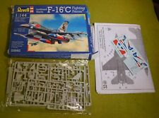 REVELL MODEL KIT 1/144 SCALE 03992 LOCKHEED MARTIN F-16C FIGHTING FALCON
