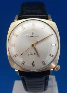 Men's Vintage Hamilton Electric Cal.505 Watch.FREE 3 DAY PRIORITY SHIPPING.