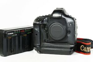Canon EOS 1DX 1D X 18.1MP Digital SLR Camera  Body Only Shutter count 210,790