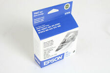 Epson Black Ink Cartridge T007 201 Genuine Brand New Sealed Expired 09/2009