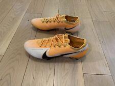 New listing Nike Mercurial Vapor 13 Elite FG Soccer Cleats Laser Orange Size 12.5