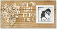 VILIGHT Boyfriend and Girlfriend Couples Romantic Picture Frame - Love You Most(