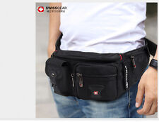 Swiss Gear Men Fanny Pack Waist Bag Sport Purse Travel Camping M220C Waterproof