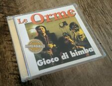 Le Orme CD BRAND NEW/SEALED - Gioco di Bimba - 2008 - EU Import