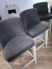 breakfast bar stools x 3