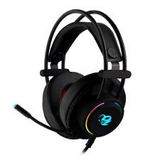 NUEVO: auriculares gaming DeepLighting para PC, PS4, Xbox One. Con micro y LED