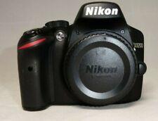 Nikon D D3200 24.2MP Fotocamera Reflex Digitale-Nero (Solo Corpo)