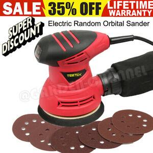Small Electric Detail Sander Grinding Polishing Sanding Machine DIY Power Tool