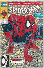 Spiderman #1 1990 Yellow McFarlane VF/NM UNREAD--BR-1
