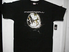 MOONSPELL.NEW.LRG.SHIRT.DEATH METAL.ABORTED.DECAPITATED.NAPALM DEATH