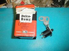 NOS DELCO BRAKE SWITCH 1956-7 PONTIAC W/ POWER BRAKES