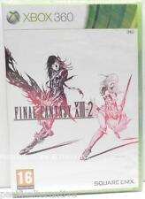 NEUF sous blister: Jeu FINAL FANTASY XIII-2 xbox 360 microsoft game francais VF