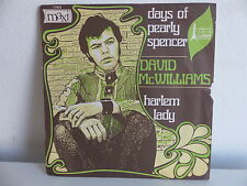 DAVID MCWILLIAMS Days of pearly Spencer 17003