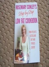 Rosemary Conley's step by step low fat cookbook,Rosemary Conley
