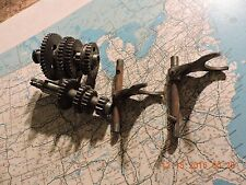 Parilla 125 olimpia olympia 1960 engine transmission gears A14