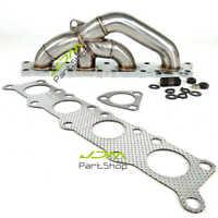 SS Exhaust Manifold Header For VW Passat Golf  Beetle / Audi A4 TT Quattro 1.8L