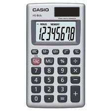 Casio Basic 8-Digit Calculator 1 ea (Pack of 2)