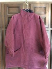 NYELLE 1X 16X 18W Burgundy Jacket Coat Parka (52 inch bust) - new with tags -