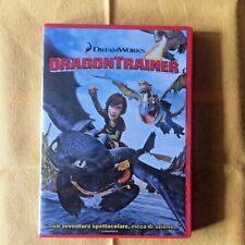 DRAGONTRAINER dvd Italiano x bambini cartoni animati