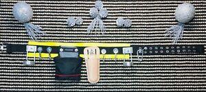 Heavy duty scaffold tool belt #3 A1A