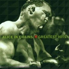 ALICE IN CHAINS GREATEST HITS CD ROCK 2001 NEW