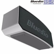 Bluedio BS-5 Bluetooth Stereo Subwoofer 3D Sound Wireless Portable Speakers, Mic