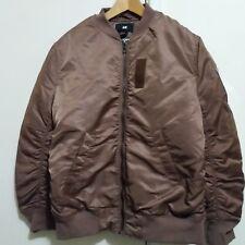 H&M Men's Winter Bomber Jacket Size M NEW