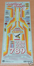 Tamiya 58045/58336 Hornet, 9495452/19495452 Decals/Stickers, NIP