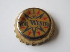 BEER Bottle Crown Cap ~*~ PORTLAND Brewing Co ~ Nor'Wester Pale Ale ~*~ Retired