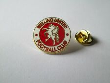 b3 WELLING UNITED FC club spilla football calcio pins badge inghilterra england