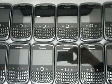 LOT OF 16 FAIR UNLOCKED AT&T/T-MOBILE BLACKBERRY CURVE 9300 QWERTY KEYPAD