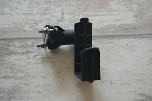 Vintage 1980's Black Ever Ready Lamp Light Holder Bracket - Rear Only
