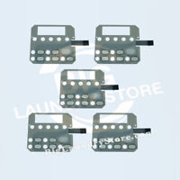 5 x Membrane Switch Touchpad for Huebsch or Speed Queen Dryers # 511867, 510034