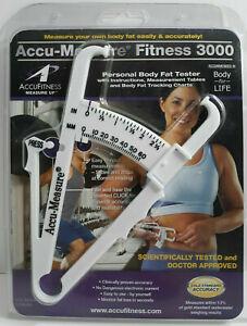 Accu-Measure Fitness 3000 Personal Body Fat Tester