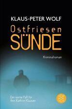 Ostfriesensünde / Ann Kathrin Klaasen Bd.4 von Klaus-Peter Wolf, UNGELESEN
