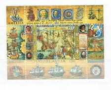 Jugoslawien - Entdeckung von Amerika 1992 (postfrisch / ** / MNH) Block 41