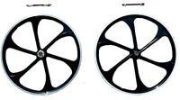 "CDHPOWER 26"" Aluminum Mag Wheels/Black/Bicycle Wheel/Rim Gas Motorized Bicycle"