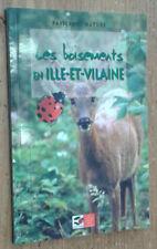 Les Boisements en Ille-et-Vilaine