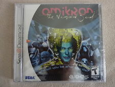 NEW Omikron: The Nomad Soul (Sega Dreamcast) game Free U.S. Shipping!!!
