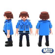 playmobil® Figur: Polizei | Polizist | Police kurzärmlig Kragen | dicker Bauch