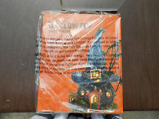 DEPT 56 HALLOWEEN VILLAGE TOADS AND FROGS WITCHCRAFT HAUNT NIB *Read*