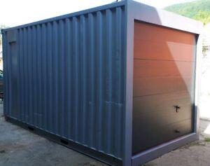 Lager Container Verkaufscontainer Bürocontainer Verkaufspavillon Mobilheim NEU