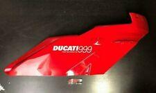 Ducati 999 (2003-2004) Right Upper Half Fairing, Red