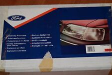 Genuine Ford Escort / XR3İ / Rs2000 / Cosworth Headlight Lens Protector Set L&R