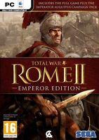 Total War: Rome 2 Emperor Edition (PC, 2013) + Bonus 3 DLC's Digital No Discs