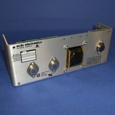 ACDC ELECTRONICS 5V@3A POWER SUPPLY MODEL 351