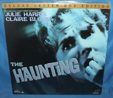 THE HAUNTING 1963 MGM/UA HOME VIDEO LASER VIDEO DISC