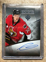 16-17 UD Ultimate #108 Rookies RC Signatures THOMAS CHABOT /299