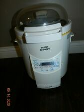 New listing Dak Auto Bakery 2lb Round Bread Baker Machine Fab-100-1 Made in Japan